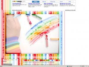Draw Me a Rainbow