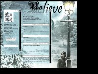 Narnia Believe: The Lamppost  (FFF)